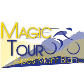 logo magic tour alpes mont blanc